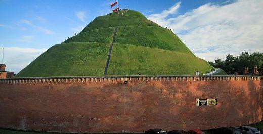 The Kościuszko Mound