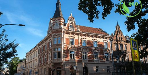 Eco aparthotel - Belle Epoque Residence Krakow
