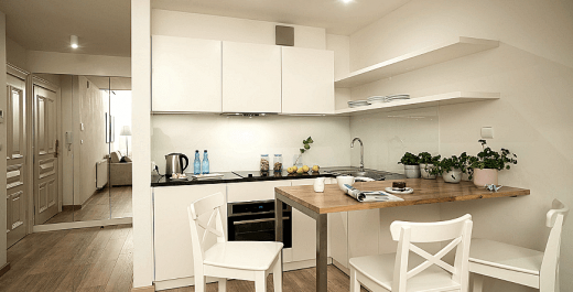 Apartments for employee relocation in Krakow