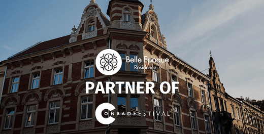 Belle Epoque Residence is a Partner of Conrad Festival 2019
