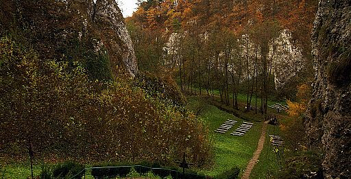 Valleys near Kraków
