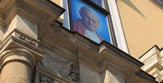 The Pope's Window